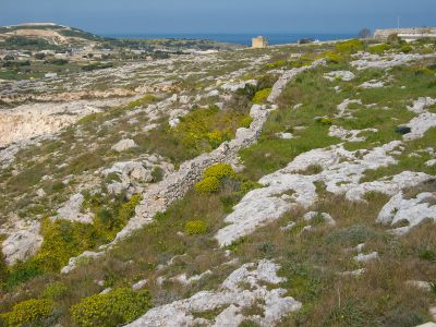 naxxar gap cart ruts tracks mystery puzzle location guide walk route Malta's Victoria Lines