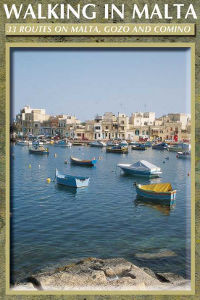 walking in malta and gozo book authorPaddy Dillon