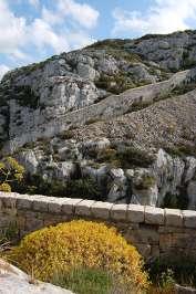 trekking steps victoria lines malta Gharghur route