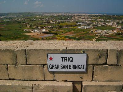 Triq Ghar San Brinkat Malta gharghur